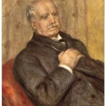 Paul Durand-Ruel by Renoir