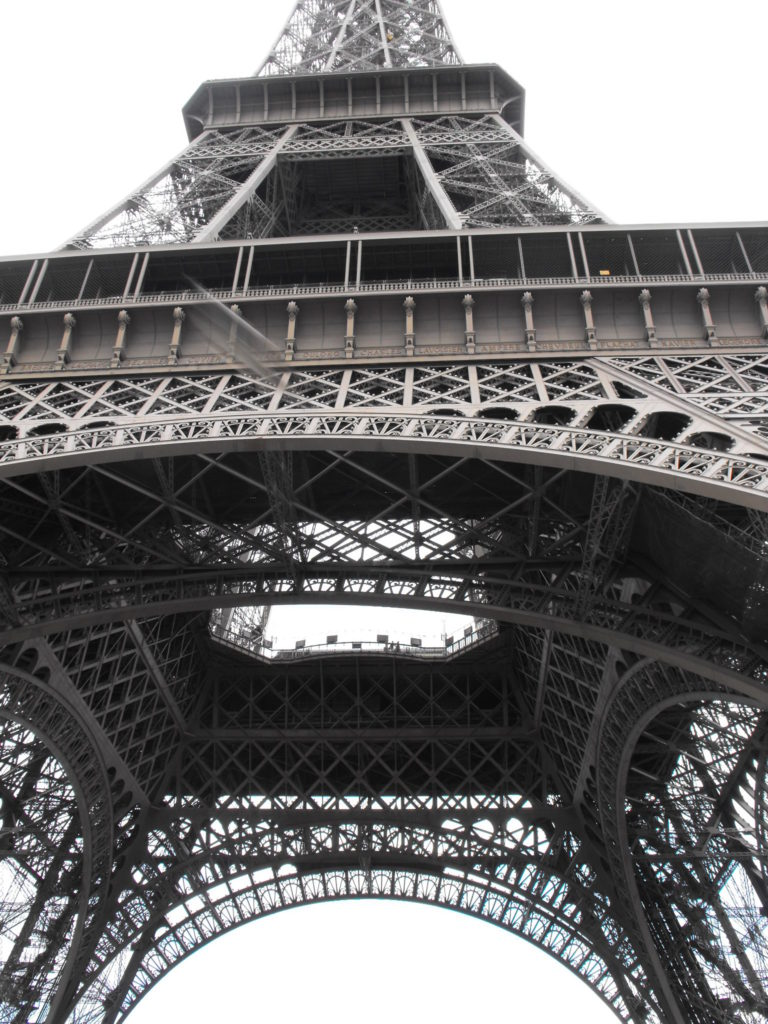 Eiffel Tower, Paris | a french collection