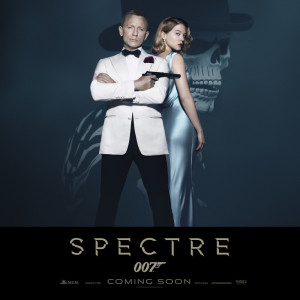 Movie preview photo James Bond Spectre