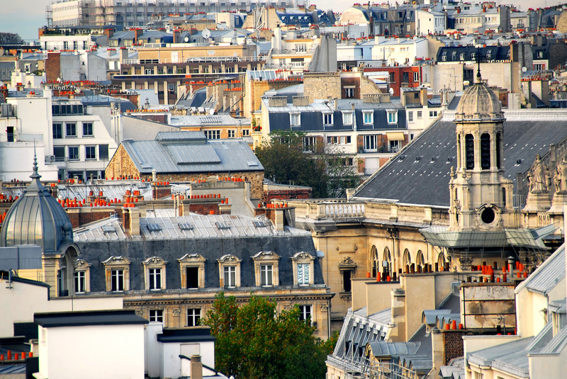 Paris rooftops | a french collection