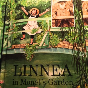 Linnear in Monet's Garden