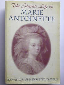 Private life of Marie A