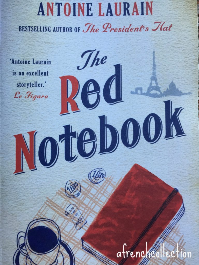 The Red Notebook cover