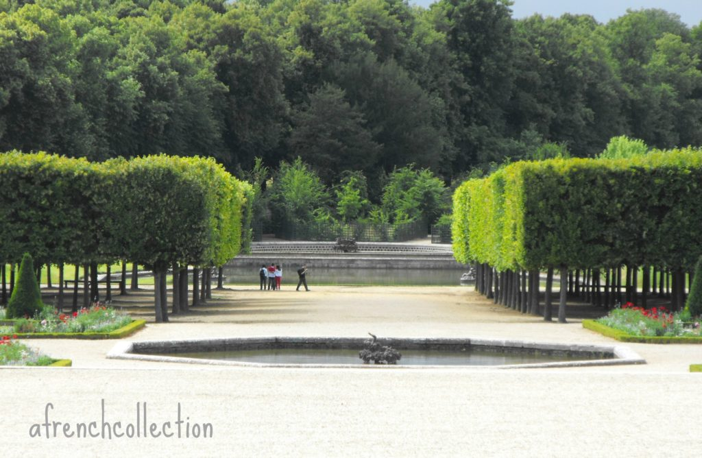 Versailles on way to Grand Trianon