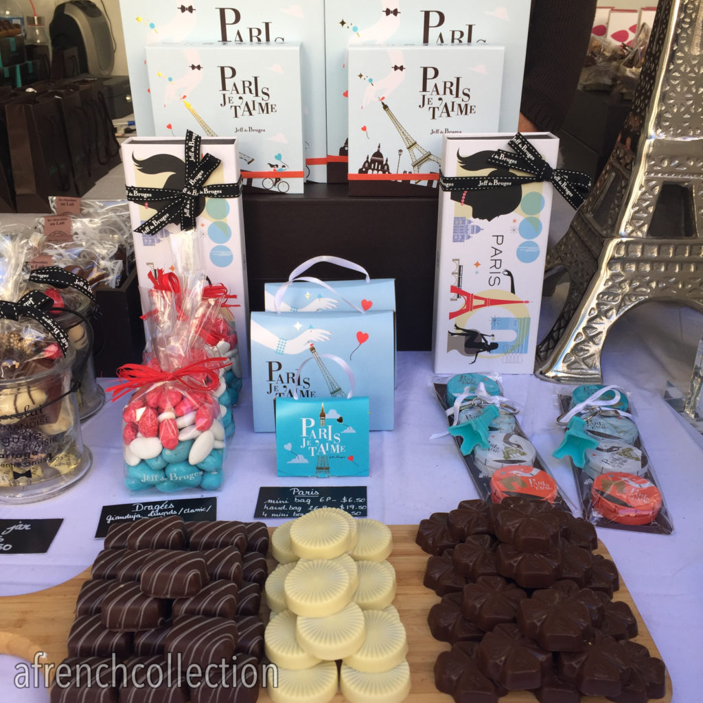 Paris Je T'Aime chocolates | a french collection