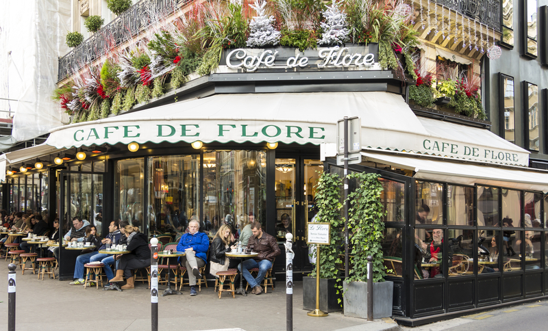 Café de Flore Paris | a french collection