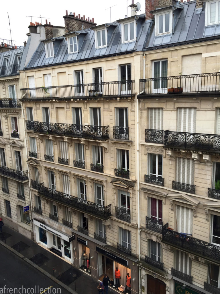 5 reasons why i love h tel de saint germain paris a for Hotel balcony