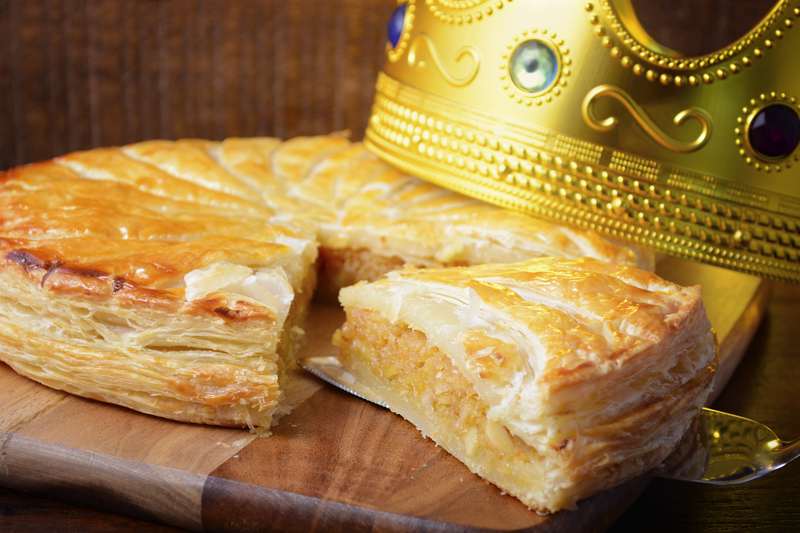 Galette of the Kings | a french collection