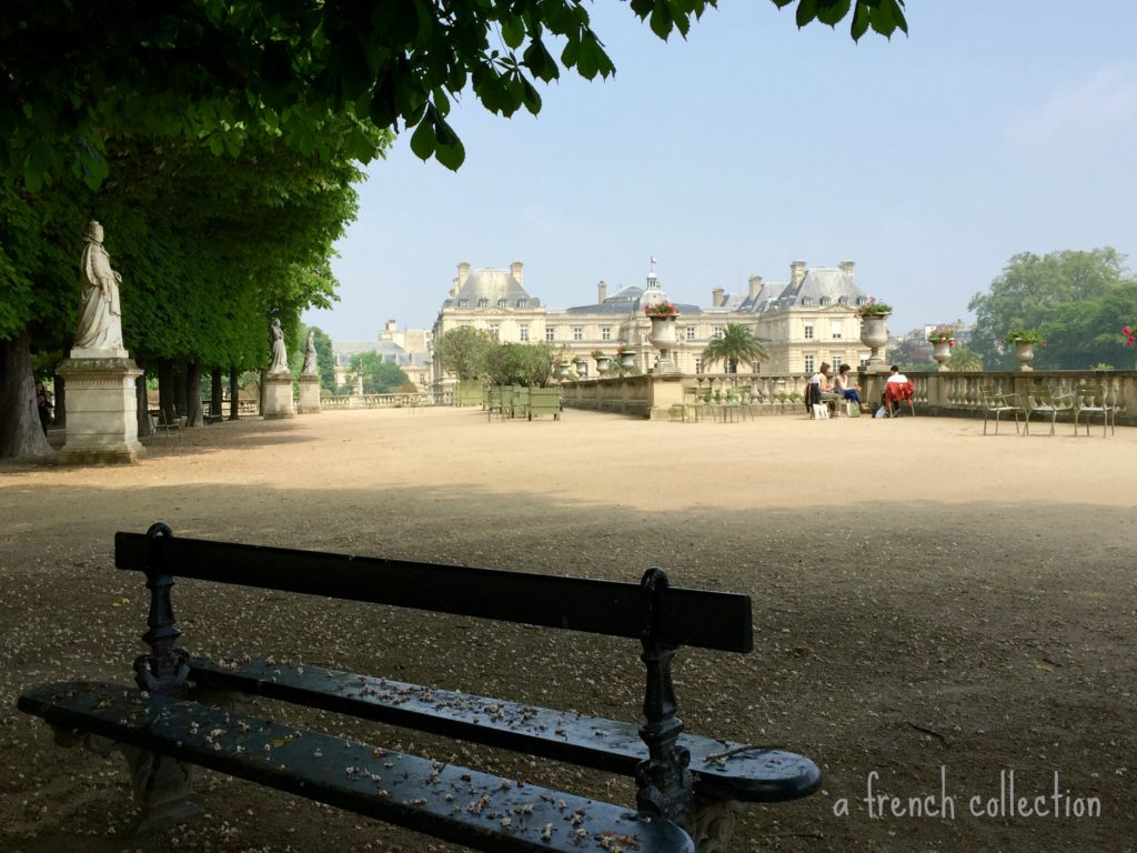 Jardin du Luxembourg | a french collection