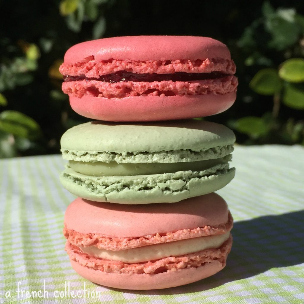 Sweet French macarons | a french collection
