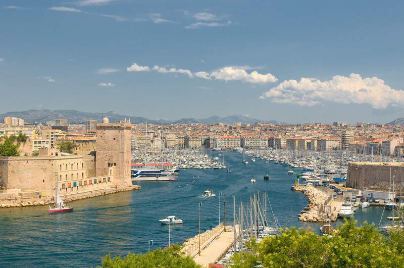 Port of Marseille | a french collection