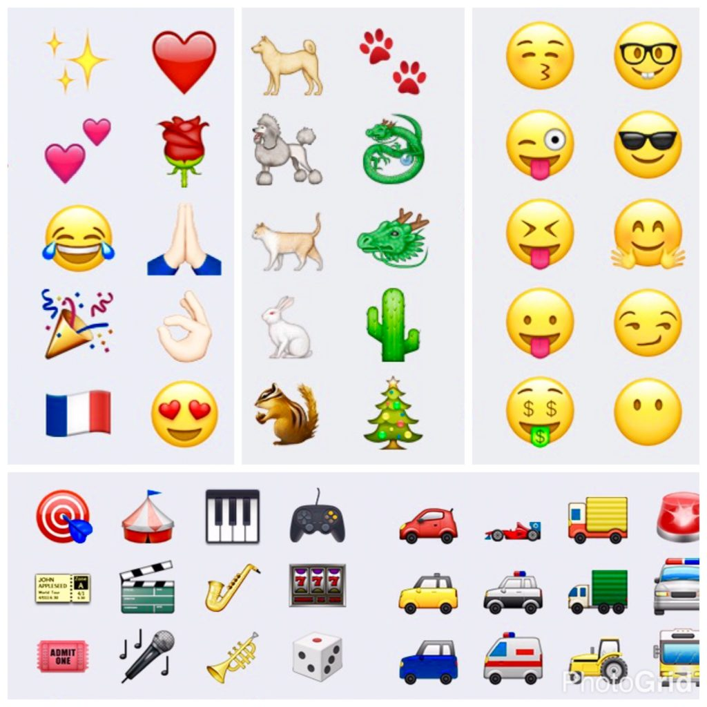 Emoji | a french collection
