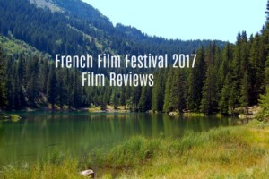Lake Poursollet, French Alps French Film Festival text