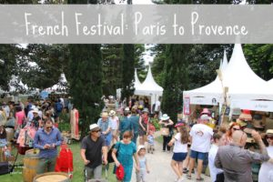 French festival paris to provence