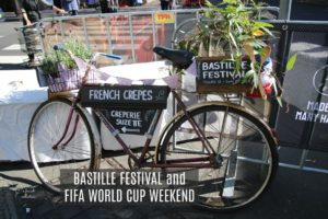 Bicycle Bastille Day