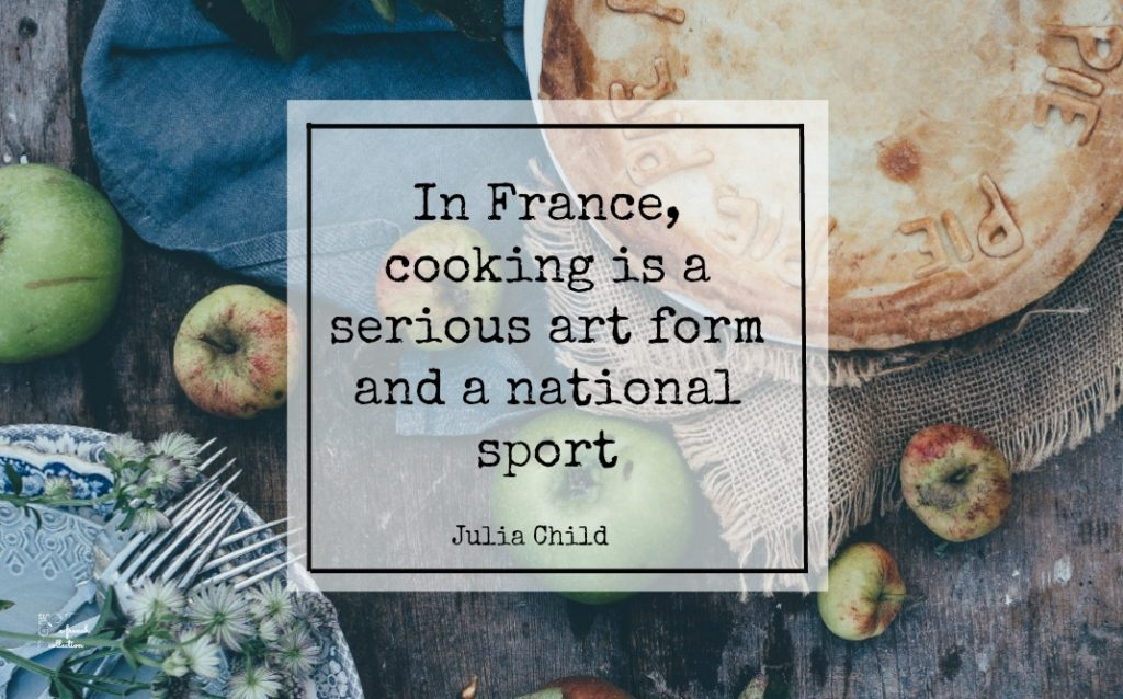 12 Inspiring Quotes About France