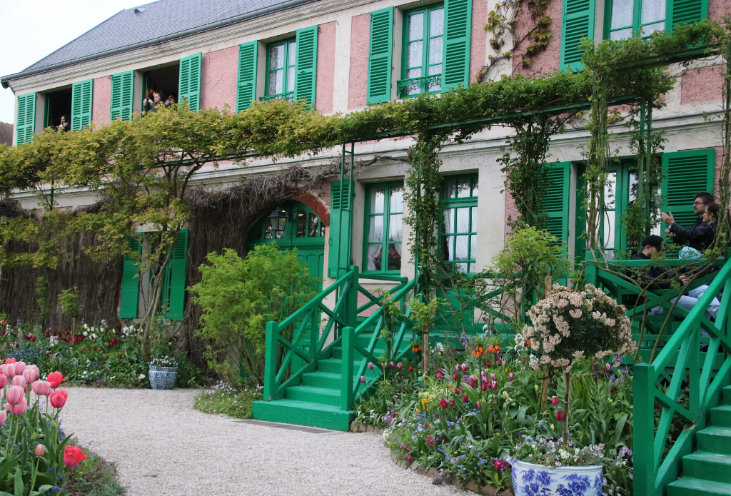 Claude Monet S House At Giverny A French Collection
